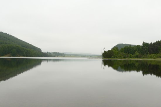 Aviemore and the Cairngorms, UK: serene views
