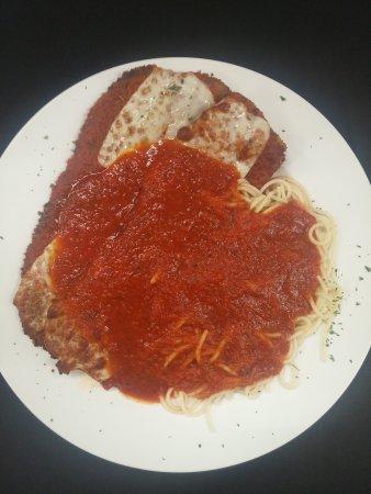 La Cucina Italian Grill: .