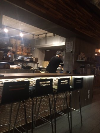 espectacular restaurant de comida r pida picture of tableau bar bistro vancouver tripadvisor. Black Bedroom Furniture Sets. Home Design Ideas