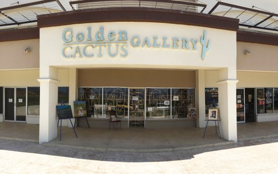 Golden Cactus Gallery
