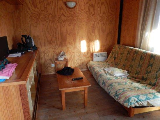 Coin télé ! - Picture of Camping de Civray, Civray - TripAdvisor
