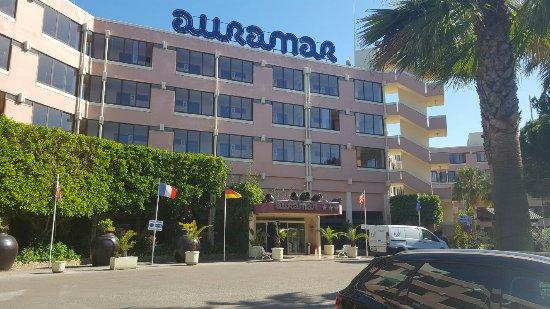 Auramar Beach Resort: 20160603_172634_large.jpg