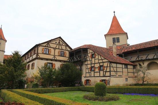 Hotels In Harburg Schwaben Deutschland