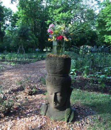 Omega Institute: Garden path