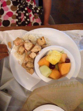 Taziki's Mediterranean Cafe- Germantown