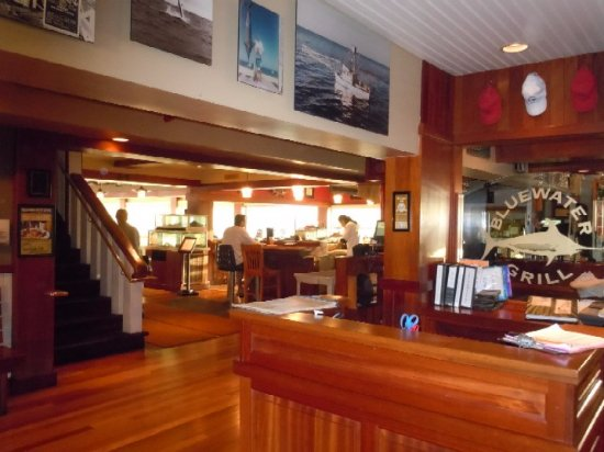 Bluewater Grill Seafood Restaurant Oyster Bar Picture