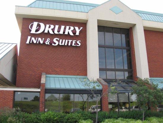 Drury Inn & Suites St. Louis Fairview Heights Resmi