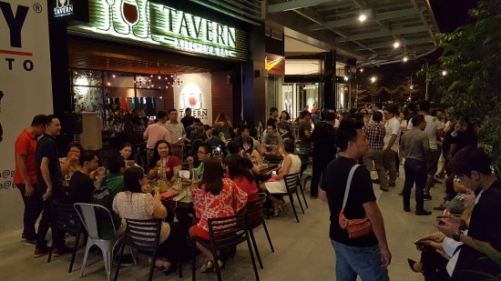 Tavern Kitchen Bar Is Located At Lot G 93 Imago Shopping