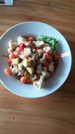 Willmar, MN: Delicious Marinated Vegetable Salad