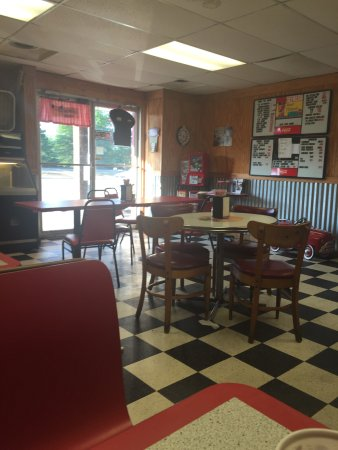 Step back in time at the yummy spot in Sallisaw, OK!