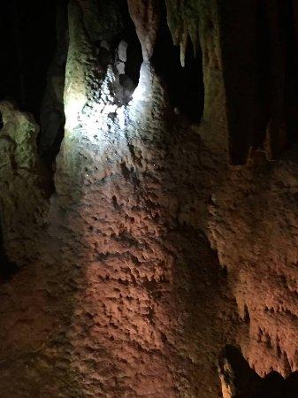 Townsend, TN: Sparkling limestone