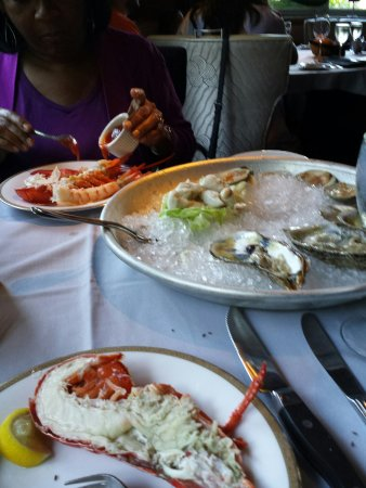 Briarcliff Manor, Nowy Jork: Seafood