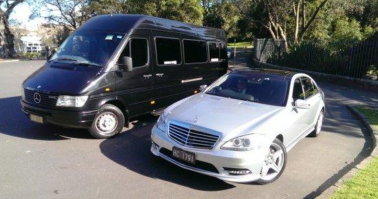 Sydney Driver Limousine