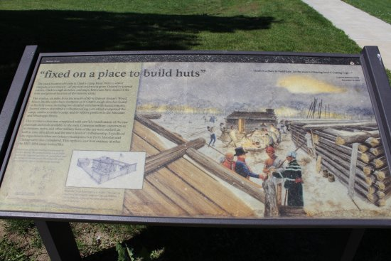Lewis & Clark State Historic Site &  Interpretive Center: History