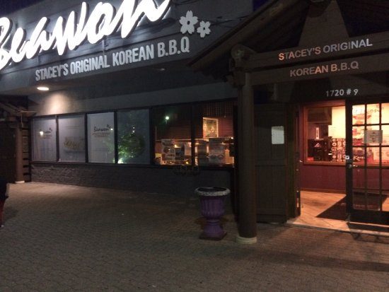 Beawon: Great food  1st experience cant wait to return