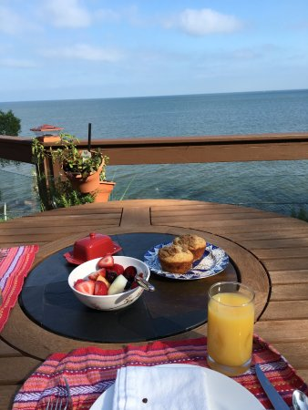 Our Sunset Place : Breakfast