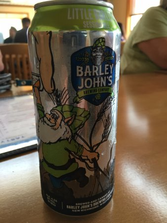 New Richmond, WI: Canned Beer