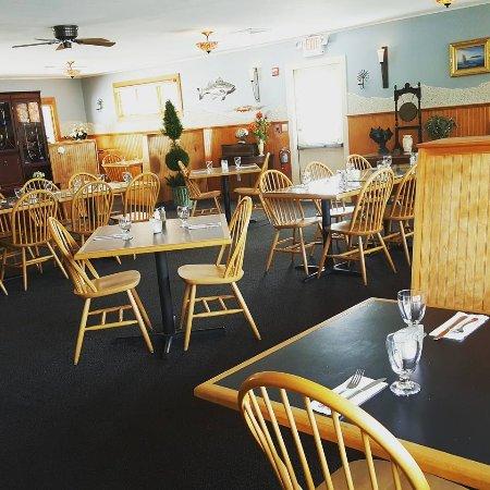 Better Restaurants In Area Review Of Longshore Restaurant