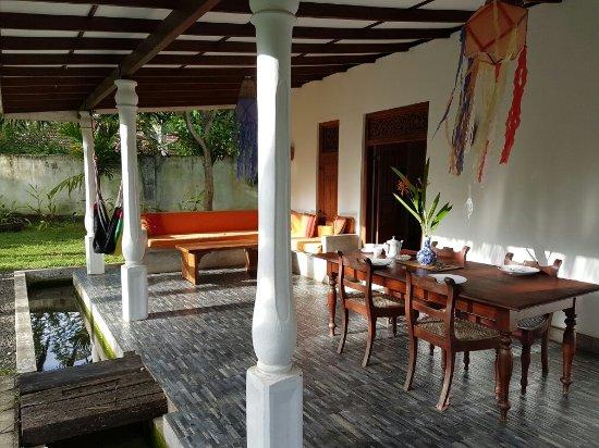 Villa Balapitiya Beach: 20160613_072753_large.jpg