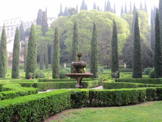 Palazzo giardino giusti foto di palazzo giardino giusti for Giardino e palazzo giusti