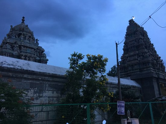 Kottai Mariamman Temple