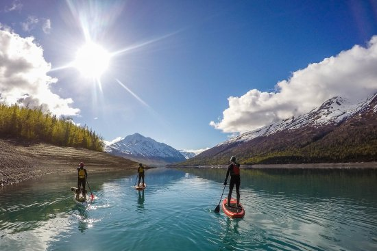 ‪Alaska Wilderness SUP‬