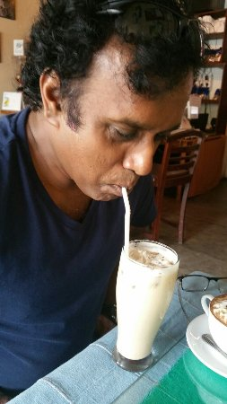 Hansa Ceylon Coffee: Kaffe!