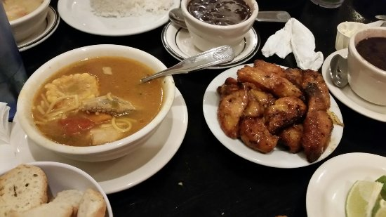 Photo of Caribbean Restaurant El Cochinito Restaurant at 3508 W Sunset Blvd, Los Angeles, CA 90026, United States