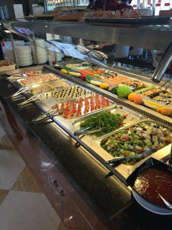 Sushi Restaurant Dortmund : sushi und vorspeisenbuffet bild von gourmet tempel ~ Watch28wear.com Haus und Dekorationen