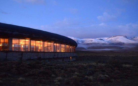 Tierra Patagonia Hotel & Spa: Setting