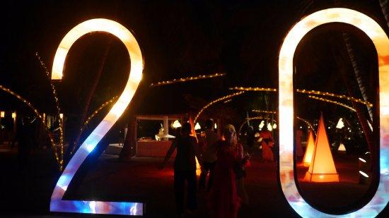 Soneva Fushi Resort: Fødselsdags fest