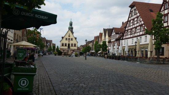 Lauf Market Square