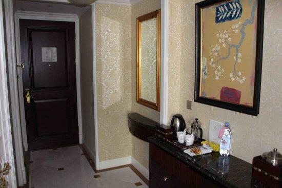 Grand Central Hotel Shanghai: Zimmer Eingangsbereich