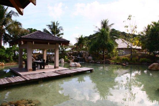 Palau Royal Resort: 休憩亭