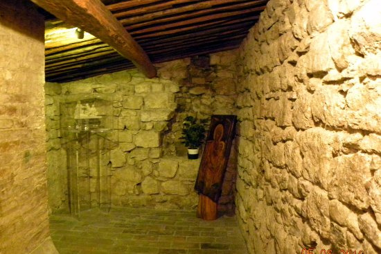 Rivotorto, İtalya: Il Tugurio