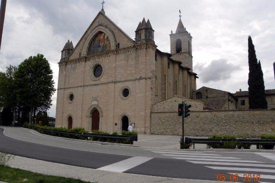 Rivotorto, إيطاليا: Il Santuario