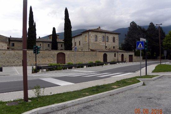 Rivotorto, إيطاليا: Il convento dei Minori Conventuali