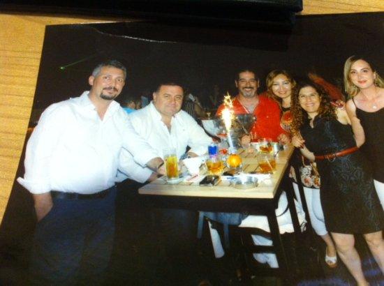 Nostalji Restaurant & Cafe Bar : Neşeli bir akşam yemeği!!!