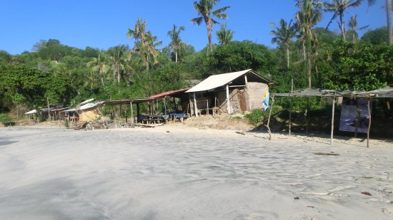 Public Ferry Boat From Padangbai Bali To Lembar Lombok