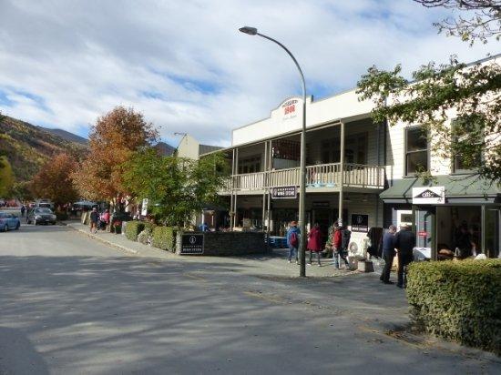 Arrowtown ภาพถ่าย