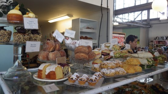 The Big Foody Food Tours: bakery