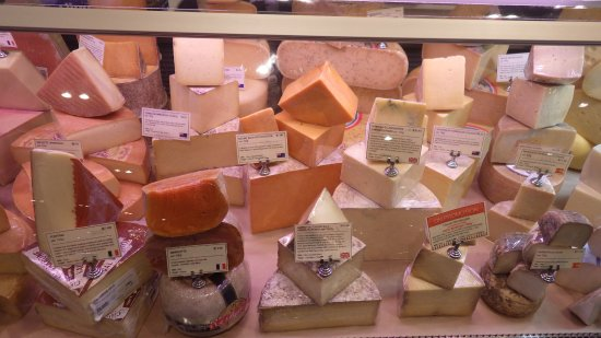 The Big Foody Food Tours: cheese