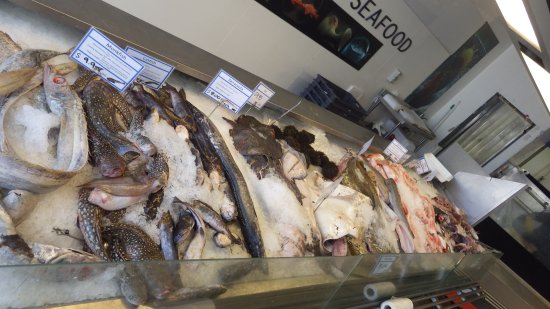 The Big Foody Food Tours: fresh fish