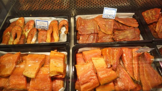 The Big Foody Food Tours: poisson fumé
