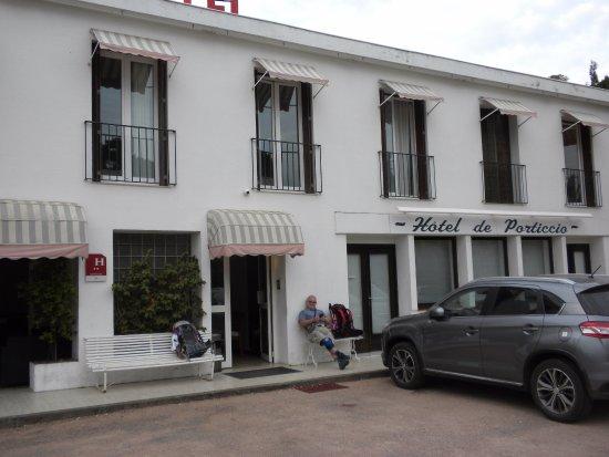 Hotel de Porticcio