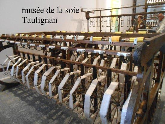 Atelier musee de la soie