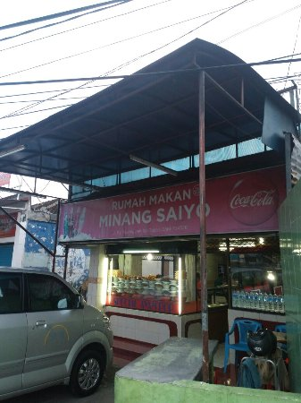 Rumah Makan Padang Minang Saiyo Denpasar Restaurantbeoordelingen