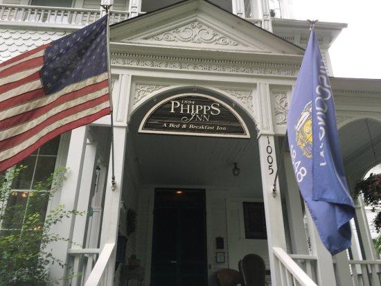 Phipps Inn : Back in time: