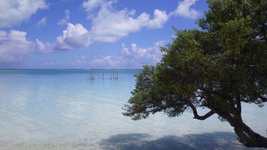 Tuamotu Archipelago, Polinesia Prancis: mataiva