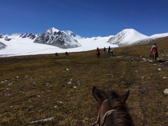 Zuunmod, Mongólia: Tavan Bogd